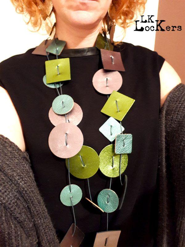 LK-Lockers gioielli in pelle collane in pelle